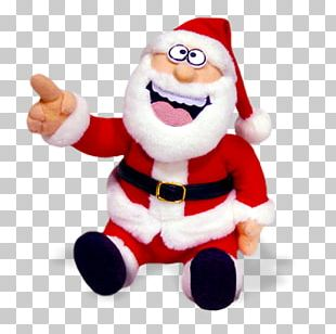 Santa Claus Flatulence Gift Pull My Finger Christmas PNG