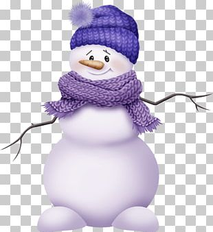 Snowman Animation PNG