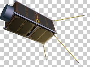 QB50 International Space Station Low Earth Orbit CubeSat Satellite PNG