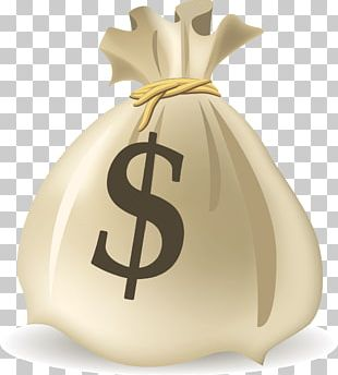 Money Bag Bank PNG