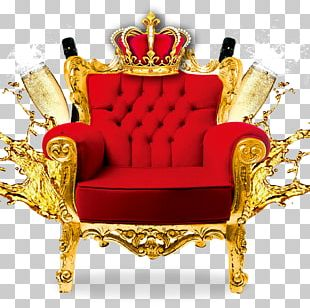 Throne Crown PNG