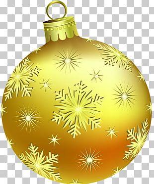 Christmas Ornament Fruit Christmas Day PNG