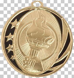 Silver Medal Award Trophy Gold Medal PNG