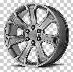 Alloy Wheel General Motors Chevrolet Car Rim PNG