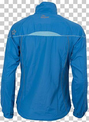 Jacket T-shirt Tracksuit Marmot Blue PNG