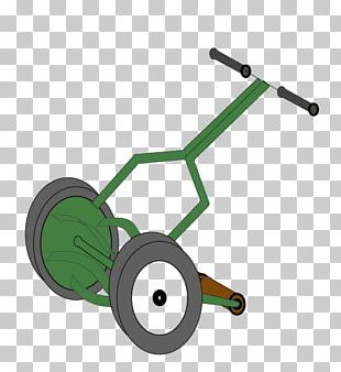 Lawn Mower PNG
