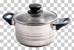 Stainless Steel Kitchen Utensil Cookware And Bakeware PNG