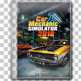 Car Mechanic Simulator 2014 Car Mechanic Simulator 2015 Car Mechanic Simulator 2018 Ford Motor Company PNG