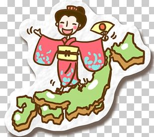 Japan Cartoon Illustration PNG