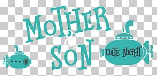 Mother Son Family Logo PNG