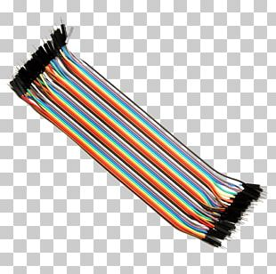 Jump Wire Breadboard Jumper Electrical Cable PNG