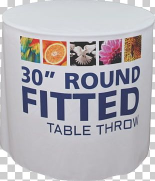 Mug Round Table Pizza Font PNG