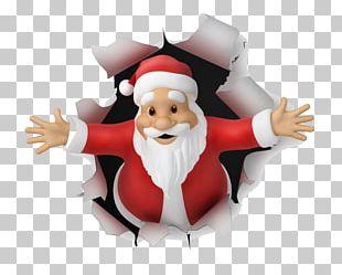 Santa Claus Parade Photography PNG