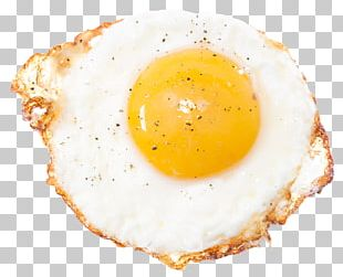 Fried Egg Breakfast Toast PNG