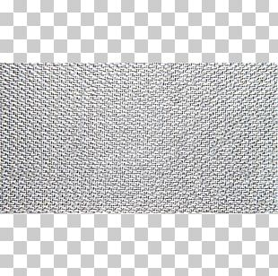 Place Mats Rectangle Grey PNG