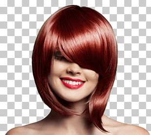 Hairstyle Bob Cut Beauty Parlour Human Hair Color PNG