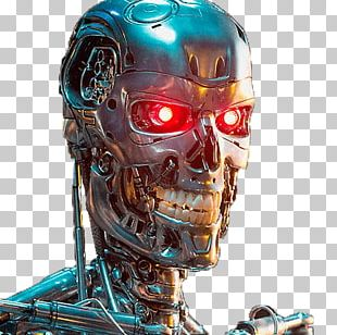 Robot The Terminator Skynet Sarah Connor PNG
