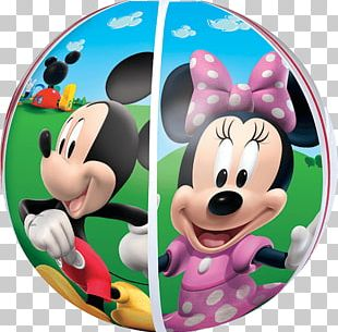 Mickey Mouse Minnie Mouse Beach Ball The Walt Disney Company PNG