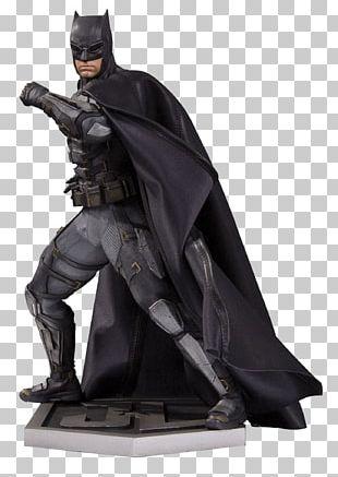 Batman Aquaman Superman Statue DC Comics PNG