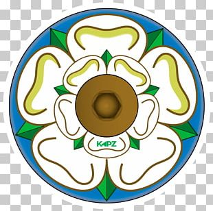 Flags And Symbols Of Yorkshire White Rose Of York House Of York PNG
