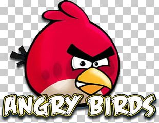 Angry Birds Logo Icon PNG