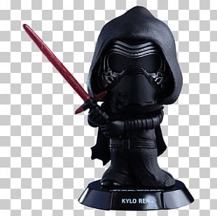 Kylo Ren Star Wars Model Figure Finn Toy PNG