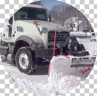 Montgomery County Snowplow Snow Removal Plough PNG