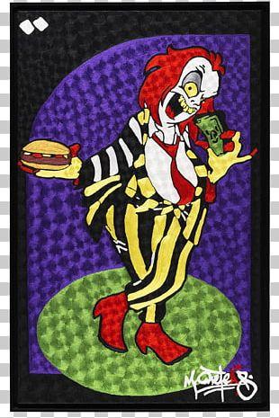 Cartoon Clown Poster PNG