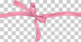 Pink Ribbon PNG