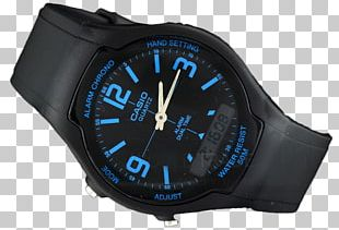 Watch Strap Casio Stopwatch PNG