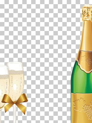Party New Year Poster PNG