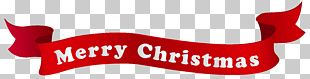 Christmas Banner Holiday PNG