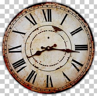 Clock Face Stock Photography Mural PNG