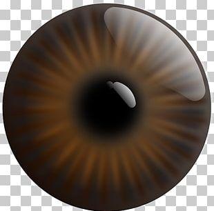 Eye Iris Pupil Light PNG