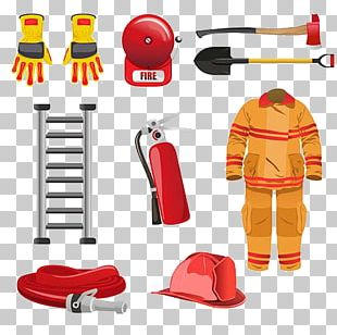 Firefighters Helmet Fire Department Firefighting PNG