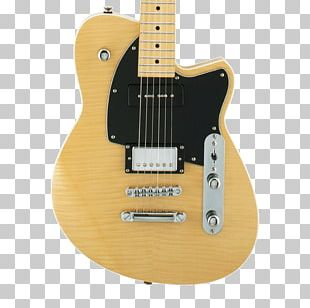 Reverend Double Agent OG Electric Guitar Acoustic-electric Guitar Fingerboard Musical Instruments PNG
