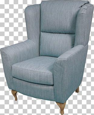 Club Chair Eames Lounge Chair Furniture Chaise Longue PNG