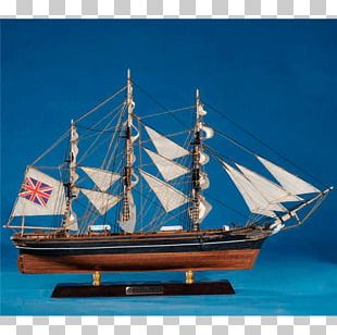 Barque Cutty Sark Clipper Brigantine Ship Of The Line PNG