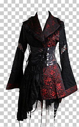 Lolita Fashion Dress Kimono Goth Subculture Clothing PNG