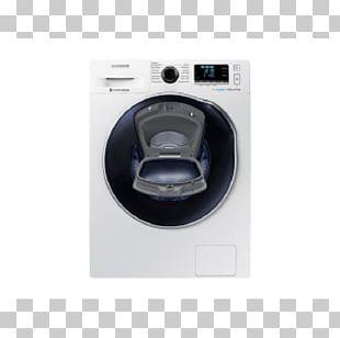Washing Machines Lave Linge Frontal Samsung WD80K5410OW Samsung AddWash WF15K6500 Combo Washer Dryer PNG