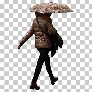 Woman Umbrella Child Silhouette PNG