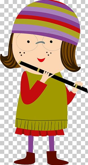 Flute Cartoon Drawing Musical Instruments PNG