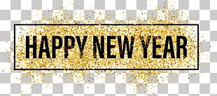 New Year's Day New Year's Eve Wish 31 December PNG