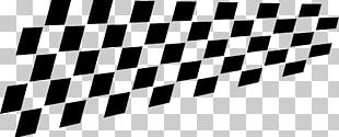 Racing Flags Check Auto Racing PNG
