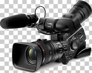 Digital Video Video Cameras Professional Video Camera HDV PNG