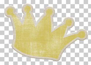 Brown Cartoon Crown PNG
