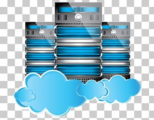Cloud Computing Data Center Web Hosting Service Cloud Storage Computer Servers PNG
