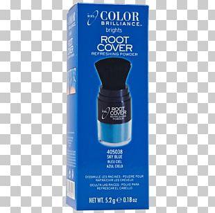 Color Powder Sky Blue Magenta PNG