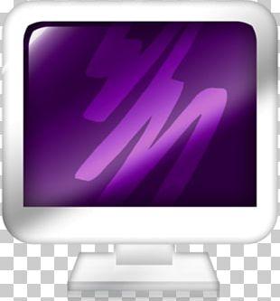 Computer Monitor Screenshot PNG