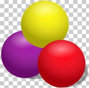 3 Balls Ball Pits PNG
